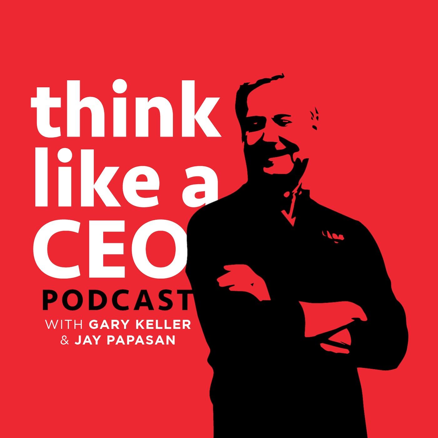Think Like A CEO show art