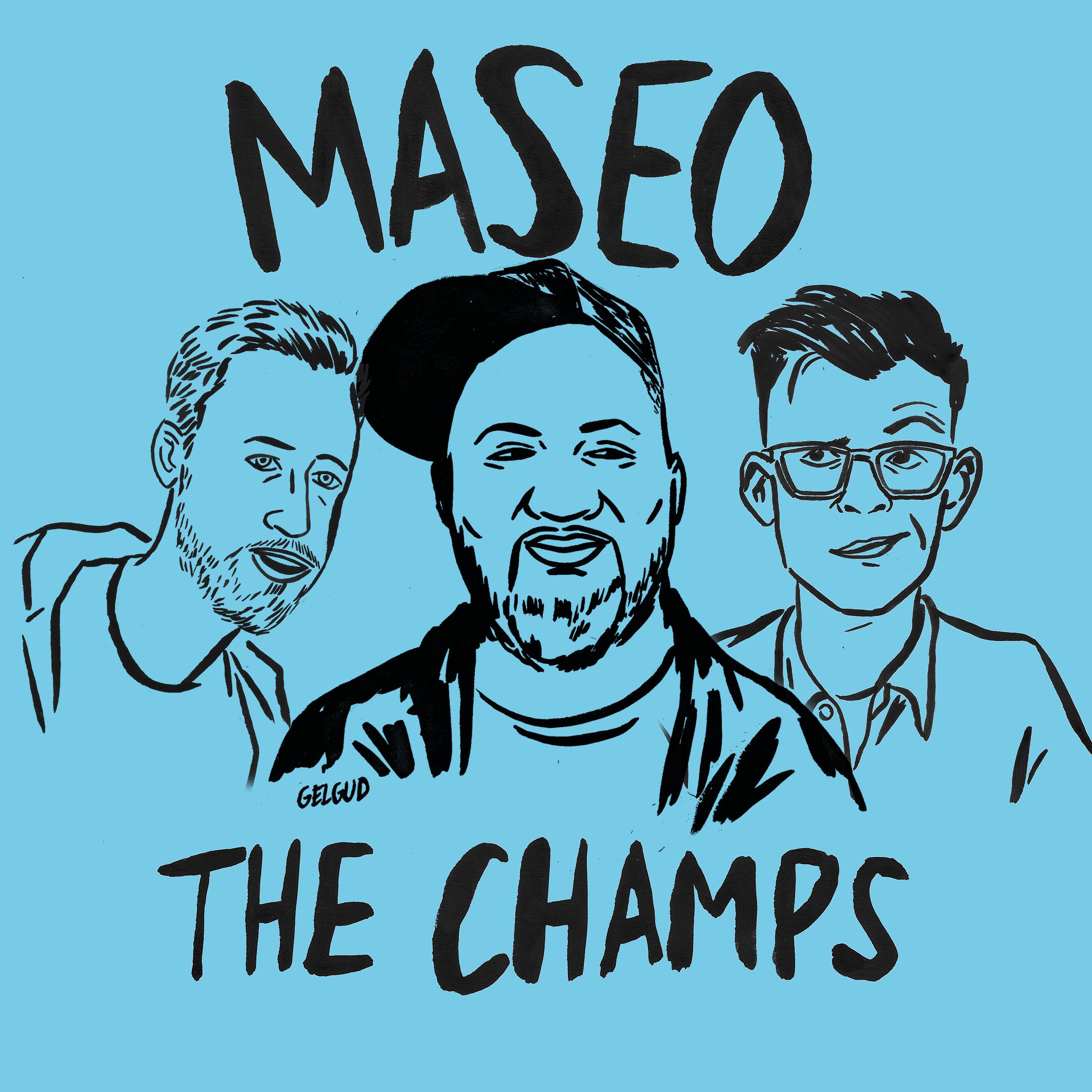 Maseo from De La Soul