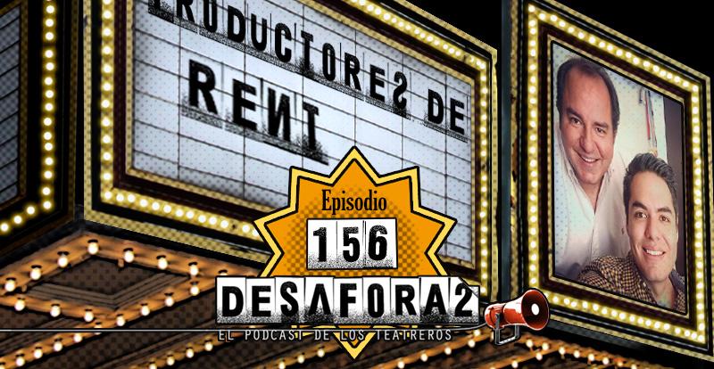 Artwork for 156 - Los productores de RENT