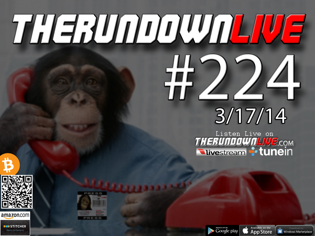 The Rundown Live #224 Open Lines (Gun Control,Liberty Defined Censored,Common Core)