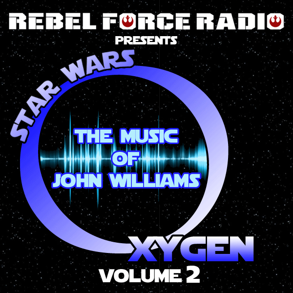 Star Wars Oxygen: The Music of John Williams Vol. 2