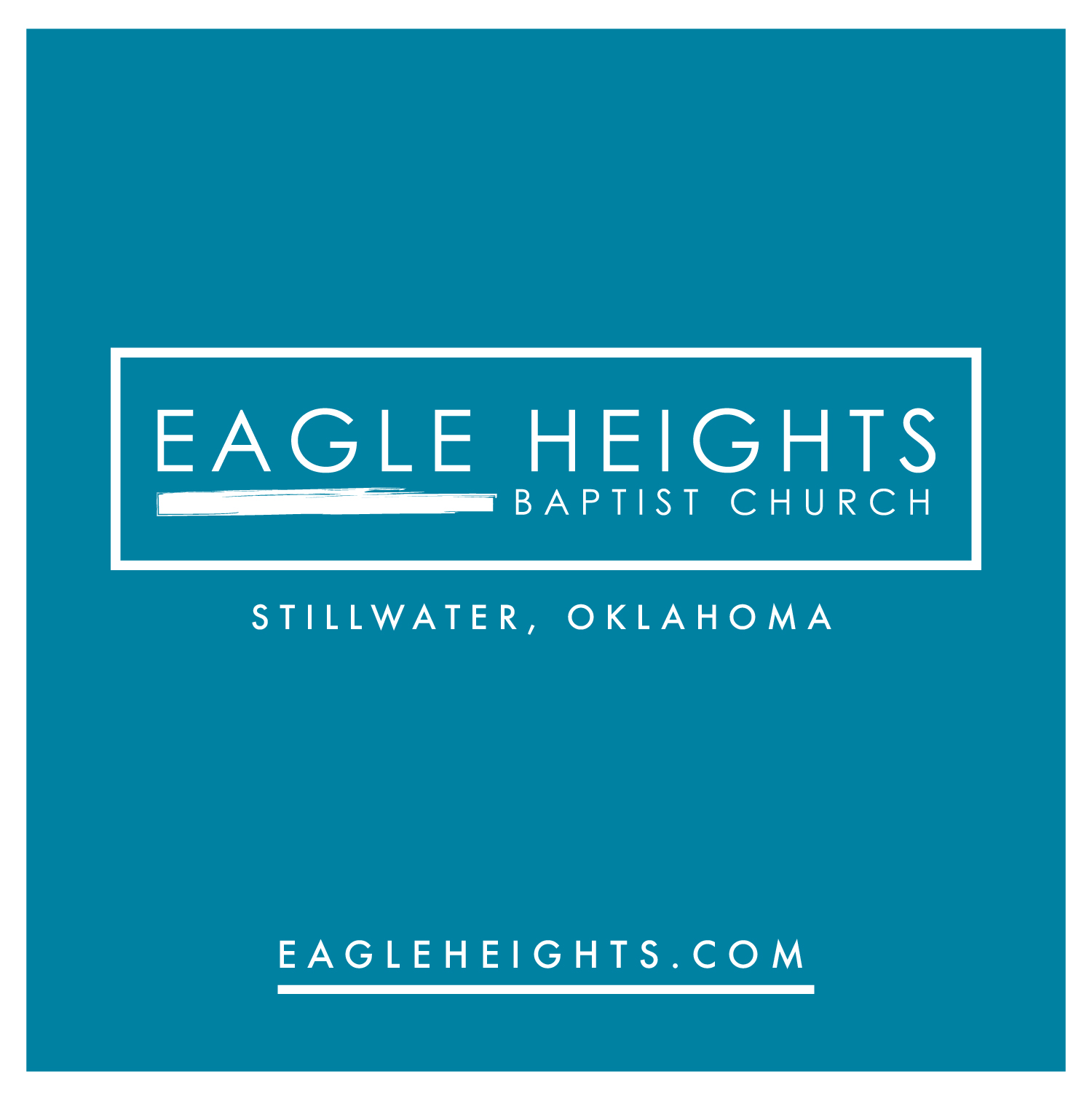 The Eagle Heights Podcast show art
