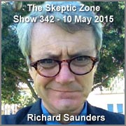 The Skeptic Zone #342 - 10.May.2015