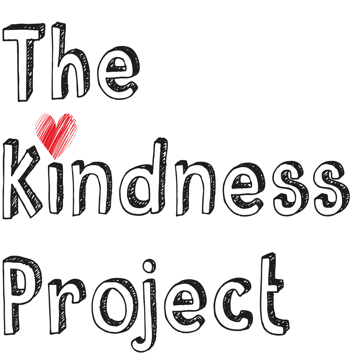 The Kindness Project show art