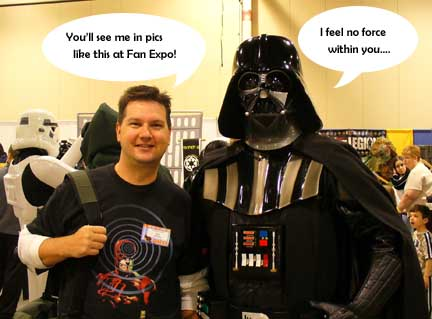 I'm going to Fan Expo -  so should you!