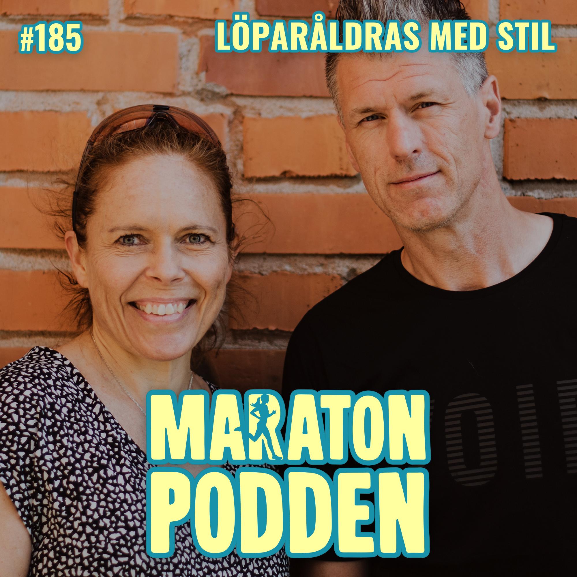 #186: Åldras med stil som löpare – specialavsnitt