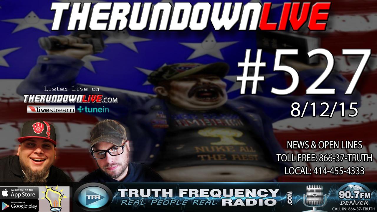 The Rundown Live #527 (Tech Nerds,Jedi Mind Trick,Pepsi Aspartame)