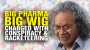Artwork for Big Pharma big wig charged with conspiracy and BRIBERY