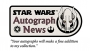 Artwork for Star Wars Autograph News Podcast