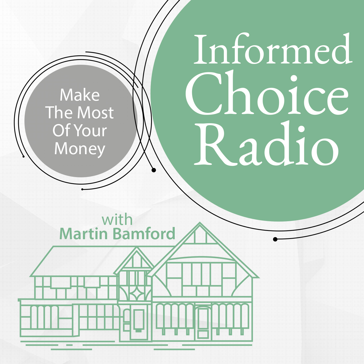 Informed Choice Radio Personal Finance Podcast show art