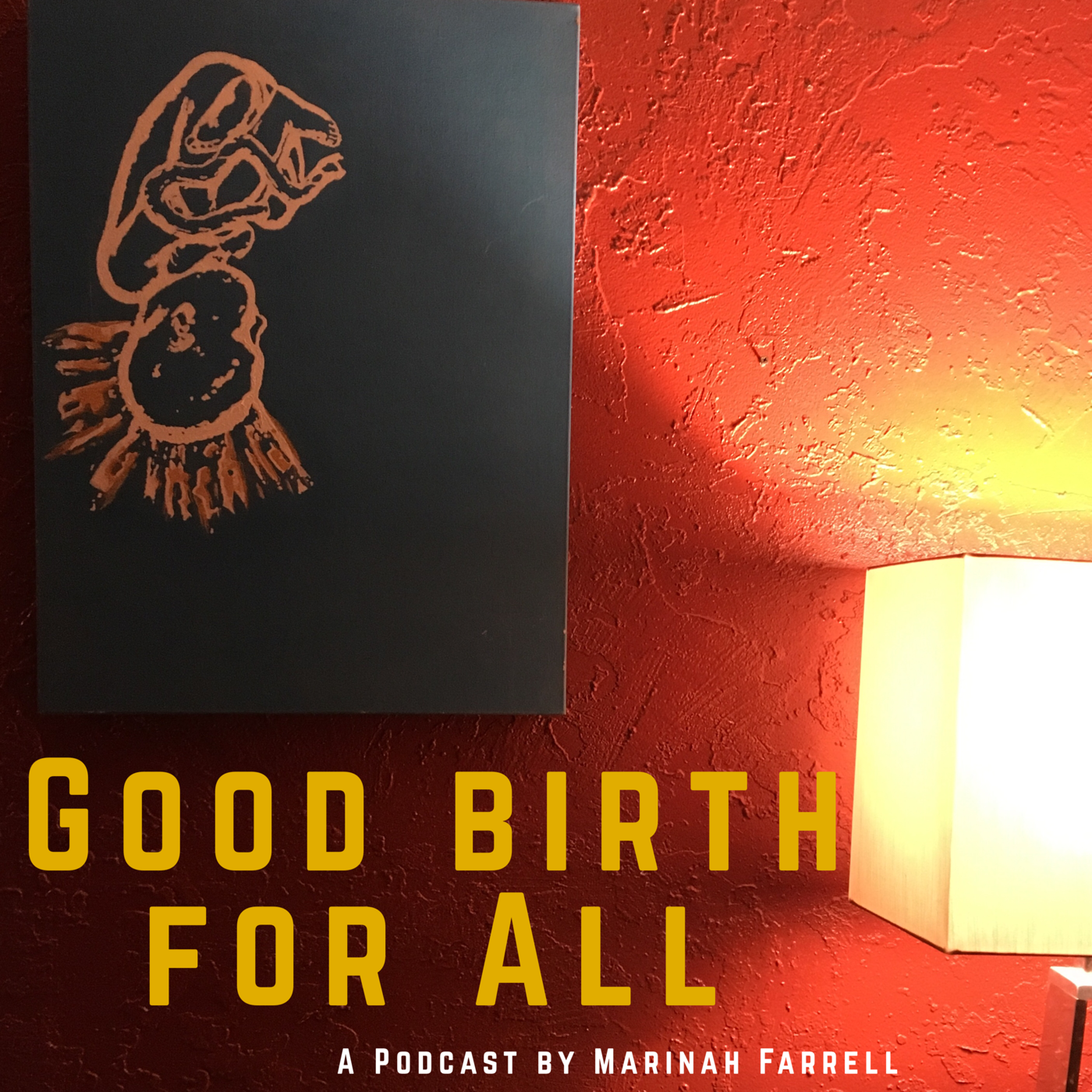 Good Birth for All show art