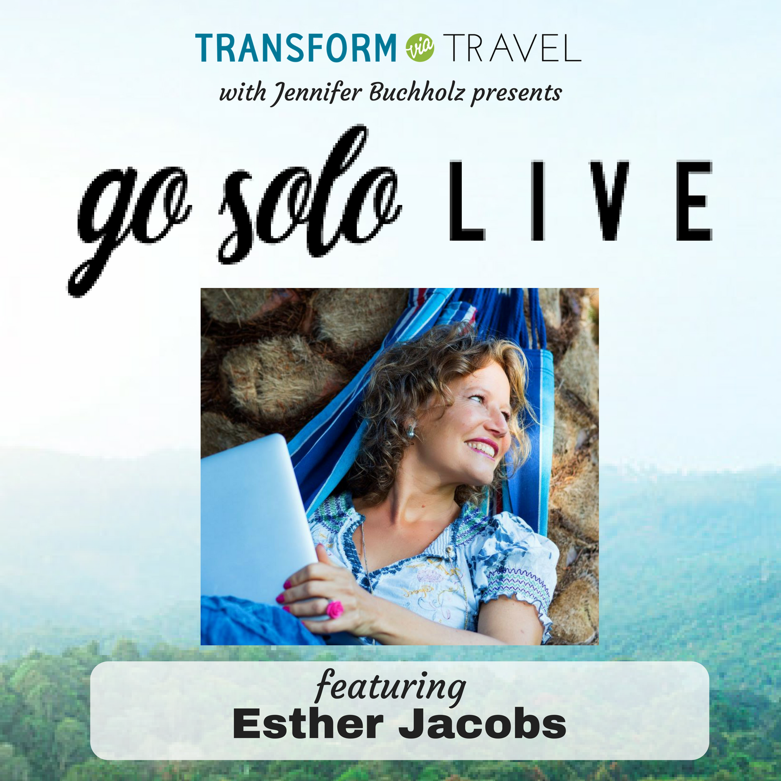 EP 079: Trusting your Intuition for Possibilities in Travel show art