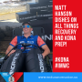 Artwork for How Pro Triathlete Matt Hanson Recovers Like A...Pro