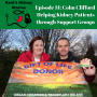 Artwork for Episode 31: Colm Clifford – Helping Kidney Patients through Support Groups