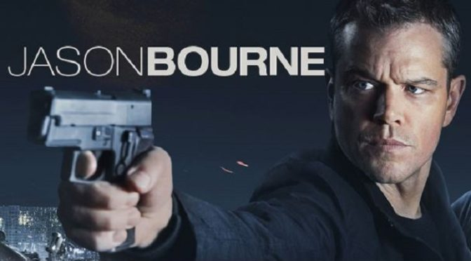 Jason Bourne / All Quiet on the Western Front