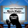 Artwork for (#188) Movie Night: We've Made A Huge Mistake! - Star Kid (1997)