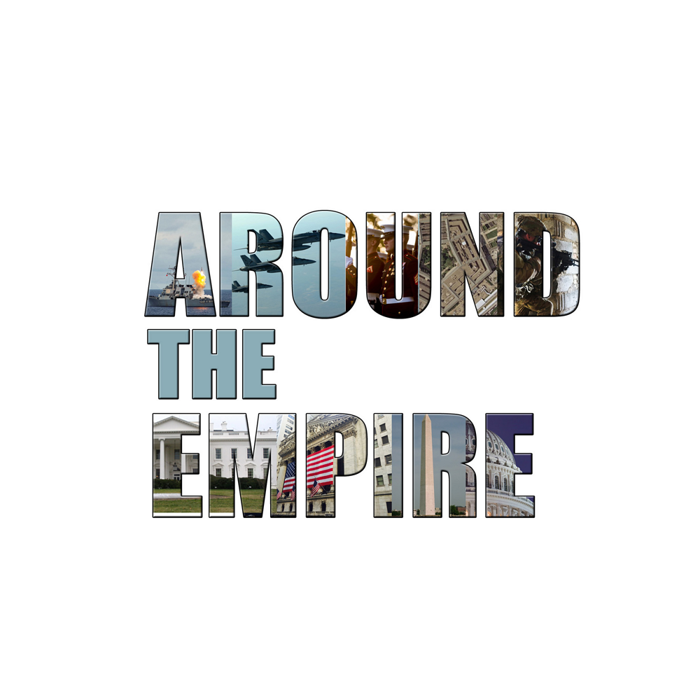 Around The Empire show art