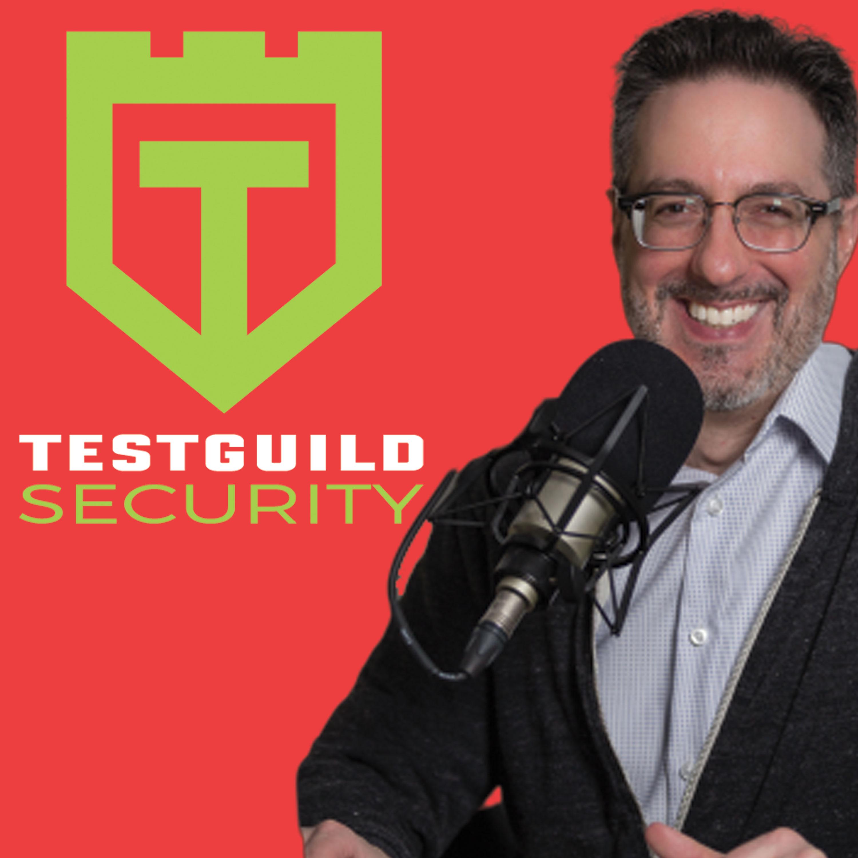 TestGuild Security Testing Podcast show art