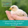 Artwork for EP #148: 5 Togetherness Tips when your Empty Nest Fills Up Again