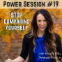 Artwork for Power Session #19: Stop Comparing Yourself