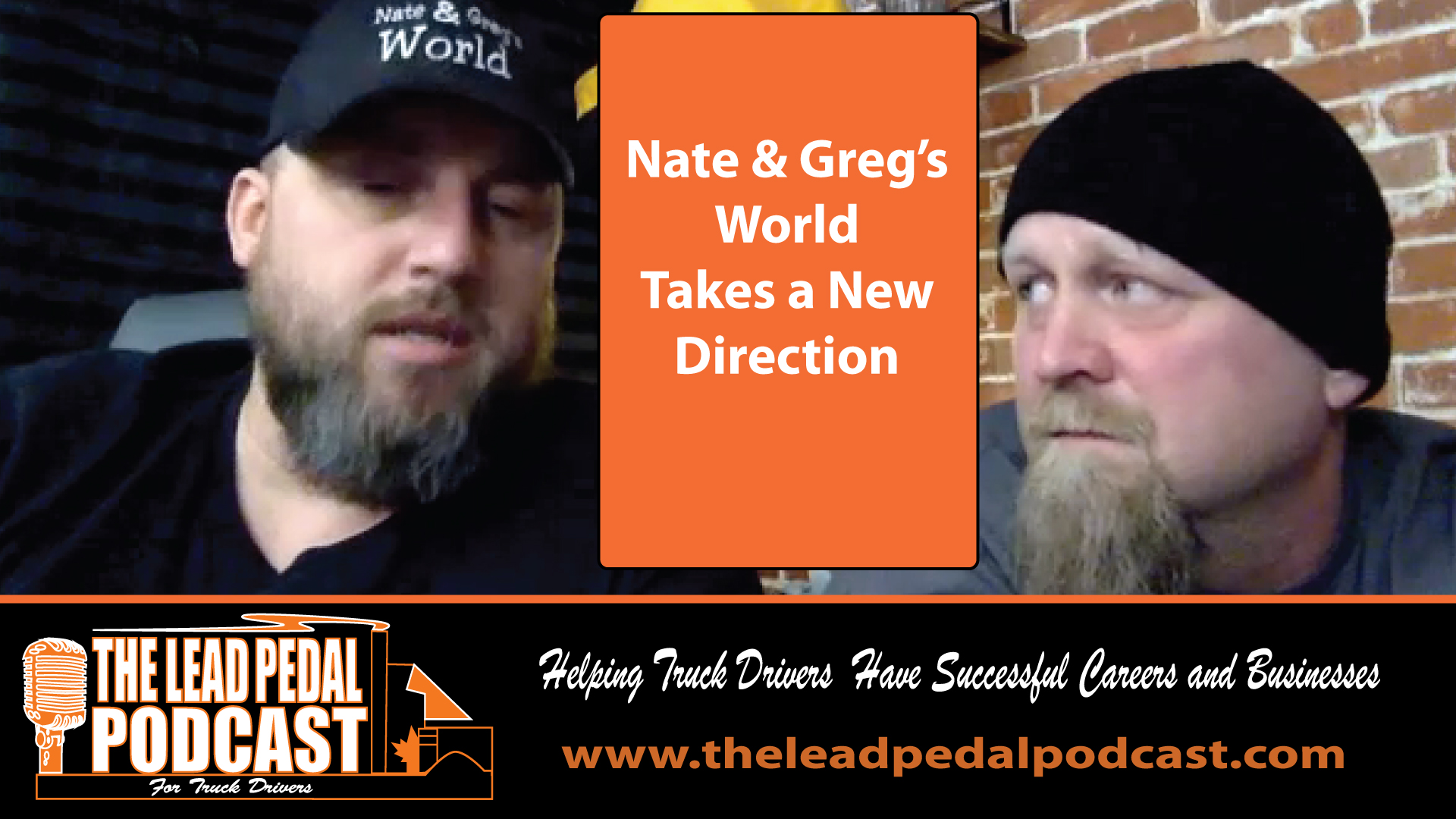 LP605 Nate and Greg's World Talks About New Approach to Podcast