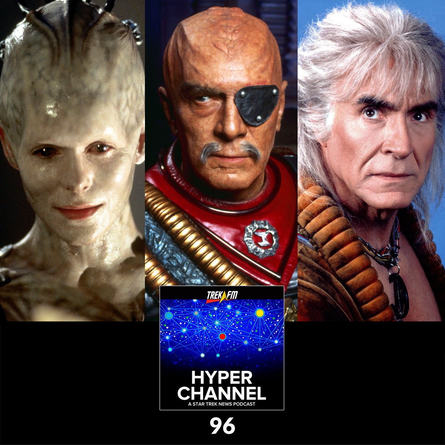 Hyperchannel 96: Sheer Villainy
