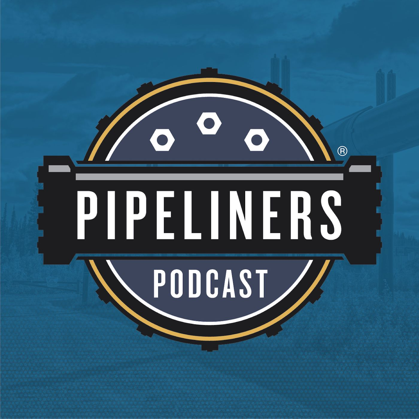 Pipeliners Podcast show art