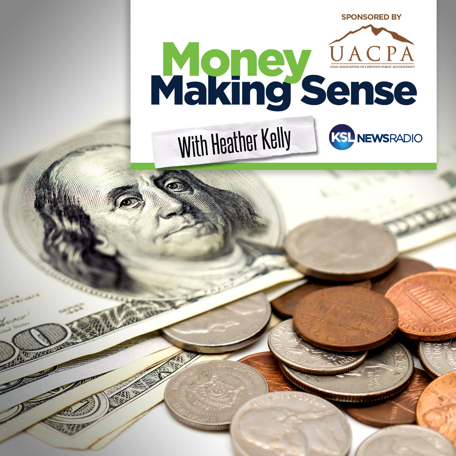 Artwork for Mindfulness and your Money with Thomas McConkie