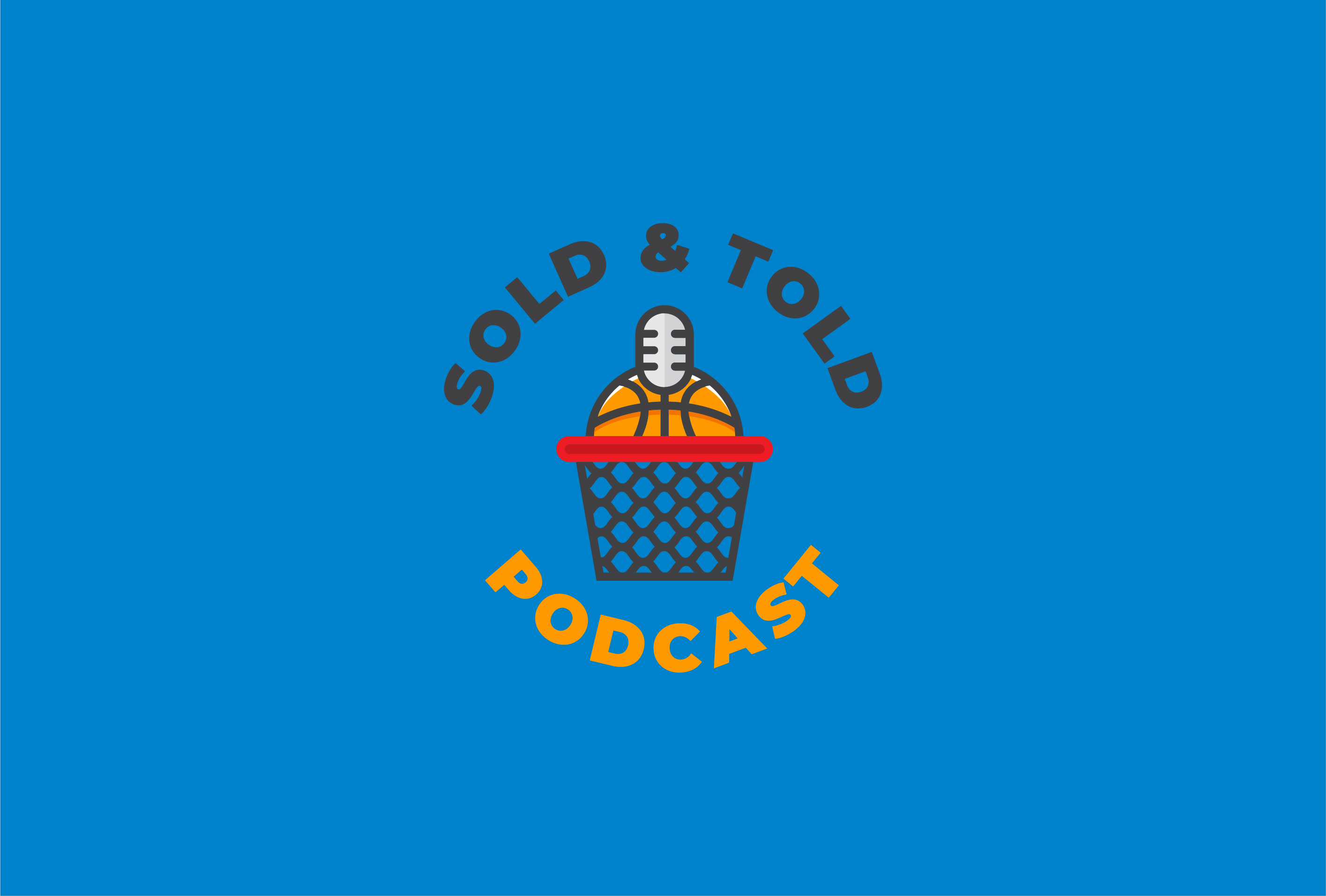 The game is to be sold and told podcast