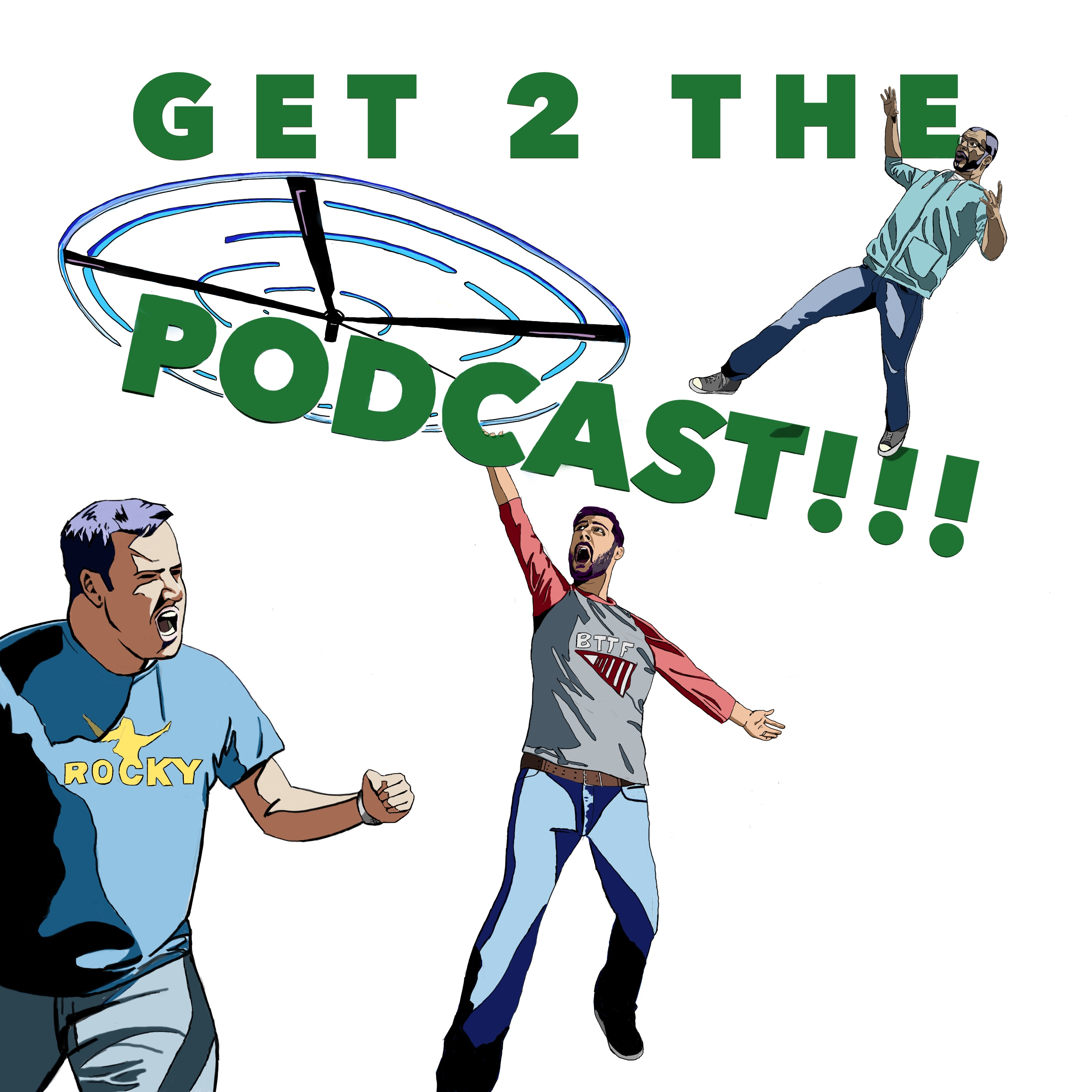 Artwork for Ep 32: Our Favorite Sci-Fi Movies - Pt. 1
