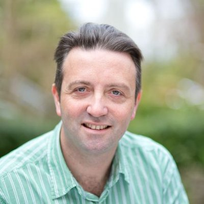 Cotswold Fayre's Paul Hargreaves