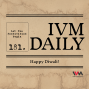 Artwork for IVM Daily Ep. 181: Happy Diwali!