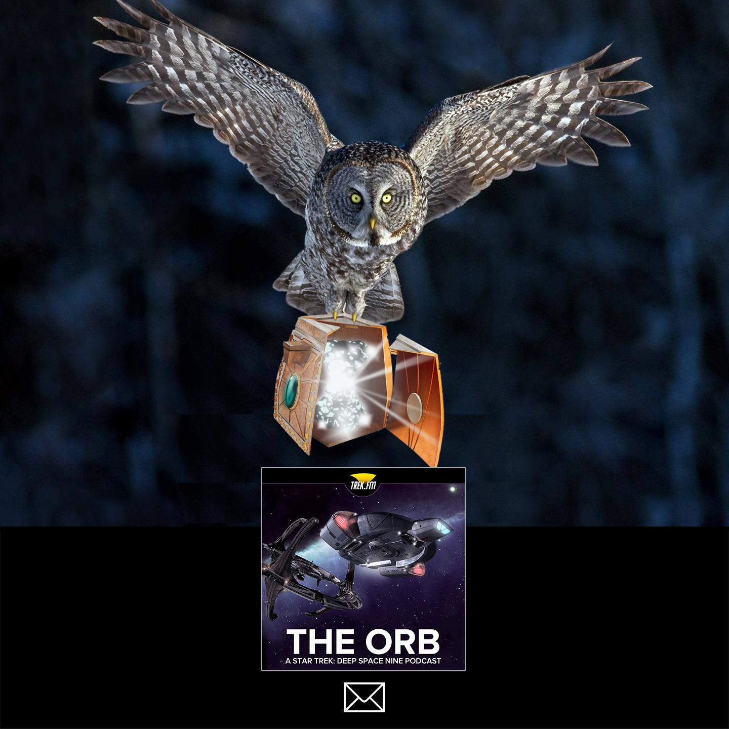 The Orb of Mail: Delivered by Owl Post