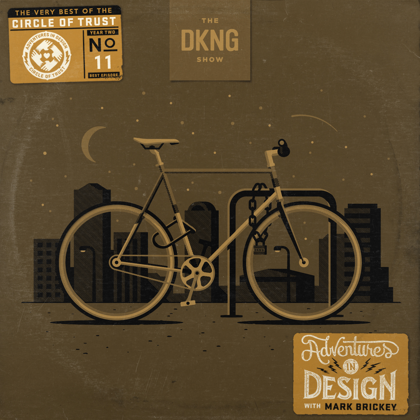The Best Of The Circle Of Trust Year Two: AID 473 - The DKNG Show: Chapter 5