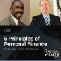 Artwork for 5 Principles of Personal Finance with Kyle Christensen - Episode 125