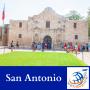Artwork for San Antonio, TX | Remember the Alamo with Jessica
