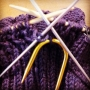 """Artwork for Episode 29 - """"Stranded"""" Knitting"""