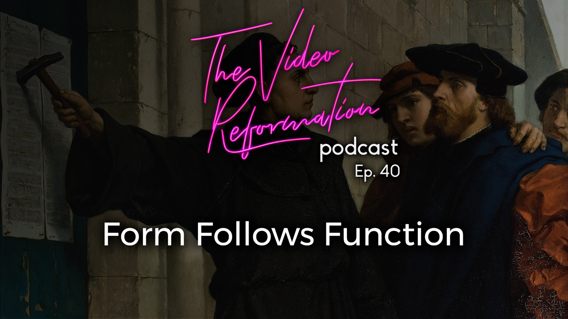 Artwork for 40. Form Follows Function (Video)