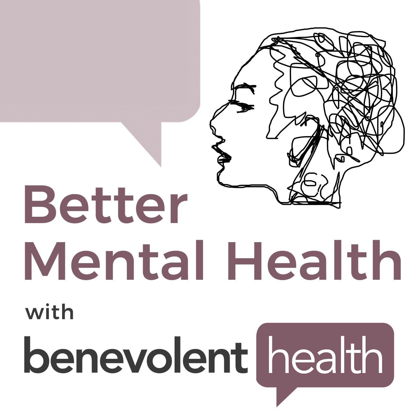 Better Mental Health show art
