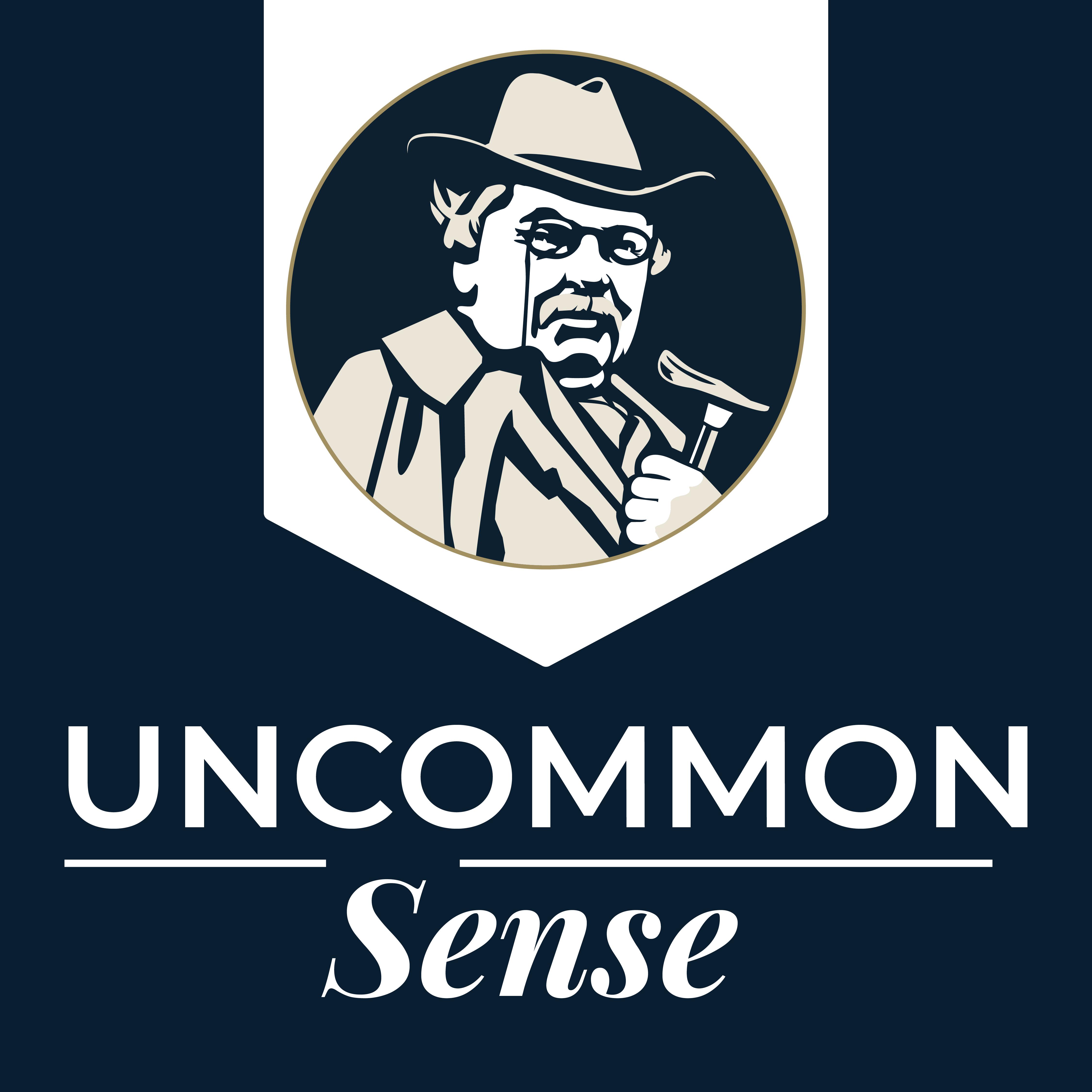 Uncommon Sense show art
