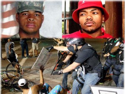 Blowback: Does the US Military Incubate Brutal, Abusive Cops Along With Their Deranged, Disconnected Shooters?