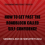 Artwork for SDN061: How to get past the self-confidence roadblock