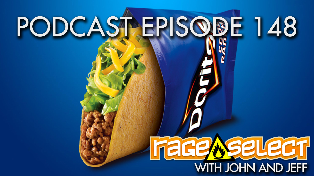 Rage Select Podcast Episode 148 - John and Jeff Answer Your Questions!