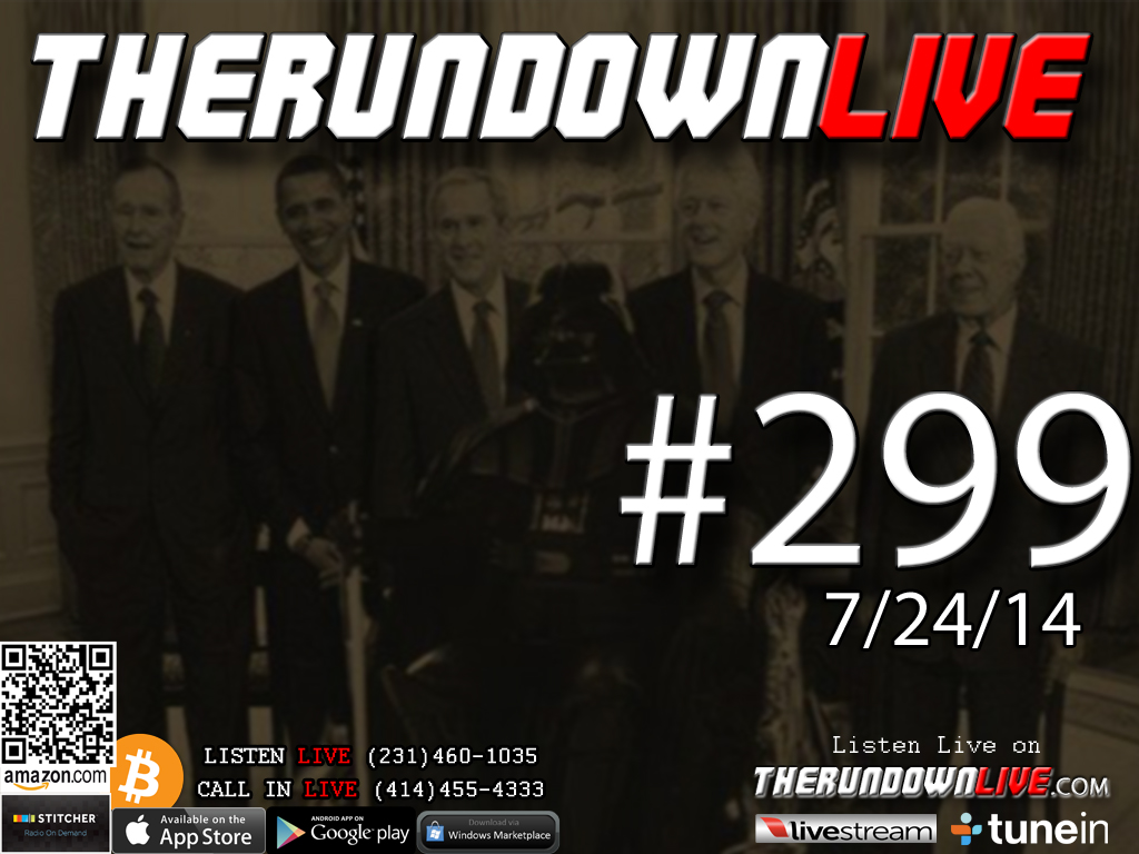The Rundown Live #299 Open Lines (Crowd Control, Google Health,Terrorists)