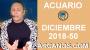 Artwork for HOROSCOPO ACUARIO-Semana 2018-50-Del 9 al 15 de diciembre de 2018-ARCANOS.COM...