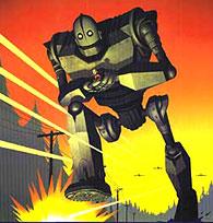 DVD Verdict 1042 - F This Movie! (The Iron Giant)