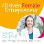 Artwork for #60: Retiring Rich for Female Entrepreneurs : Vix Munro