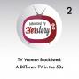 Artwork for Different 50s TV: TV Women Blacklisted