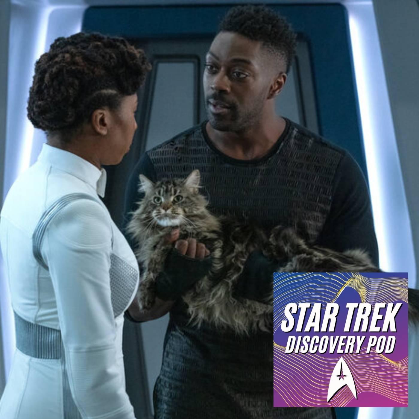 Star Trek Discovery Season 3 Episode 11 'Su'Kal' Review