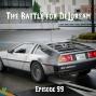 Artwork for FC 099: The Battle for DeLorean